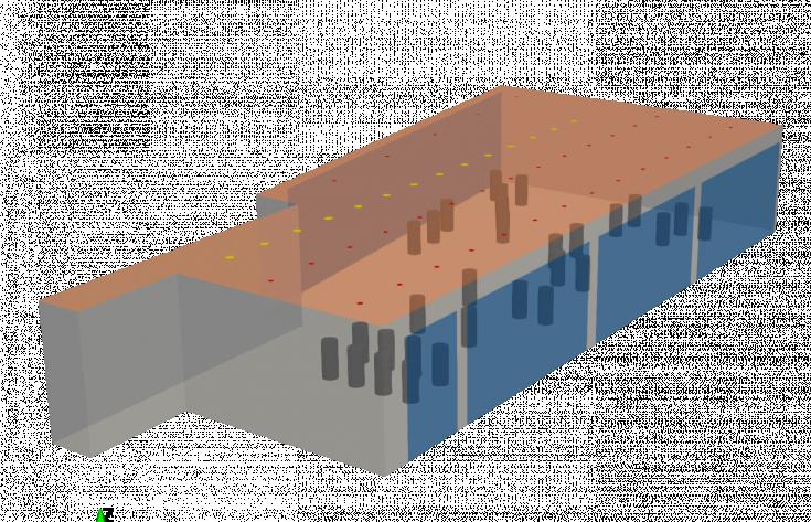 Hotel Turicum -  CFD-Simulation