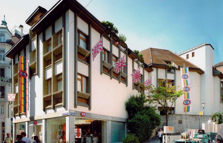 C&A Geschäftshaus