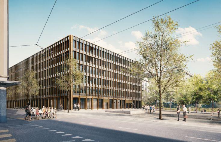 "Wohn- / Geschäftshaus ""Zentrum Pilatus"""