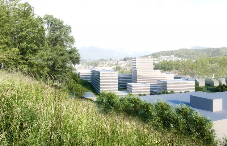 Energiekonzept Eichhof West und Süd